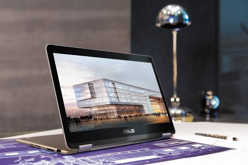 ZenBook Flip UX360UAK
