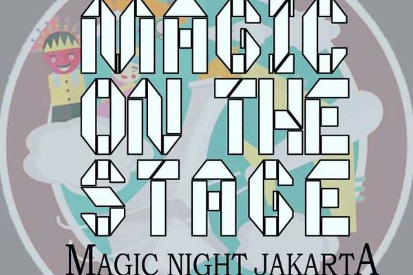 Magic Night Jakarta 2018