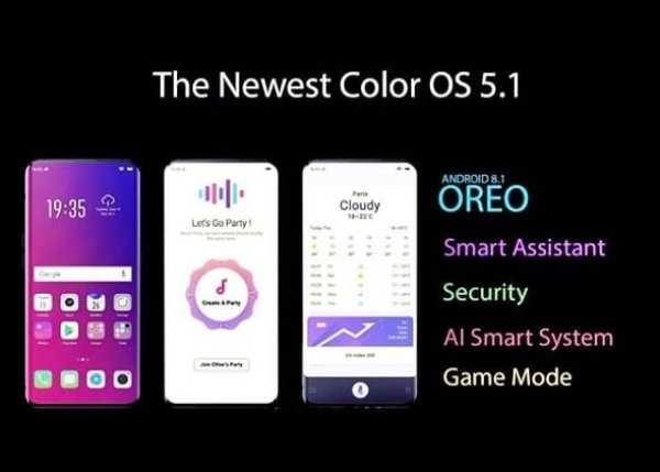 Kecanggihan OPPO Find X OS