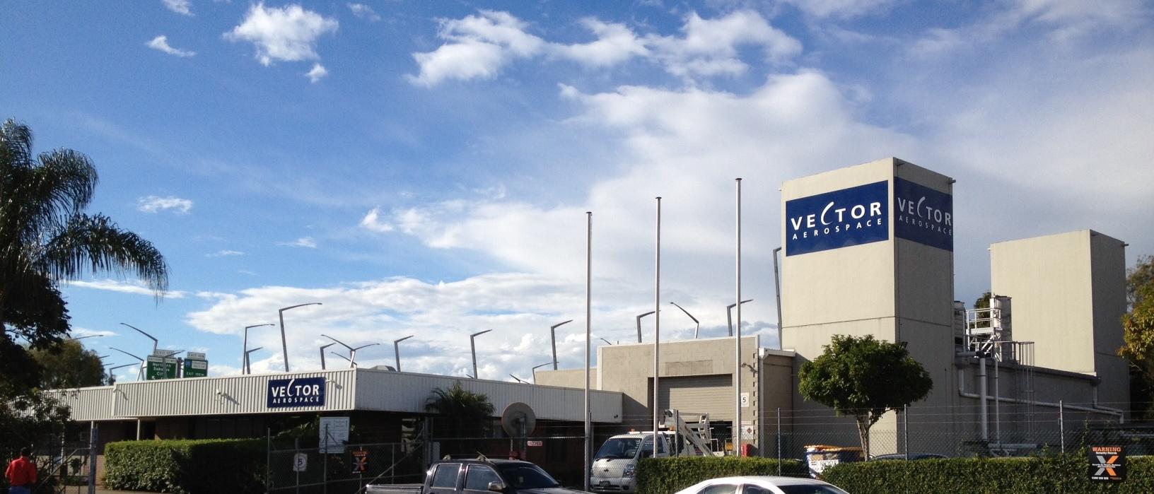 Resultado de imagen para Vector Aerospace Building