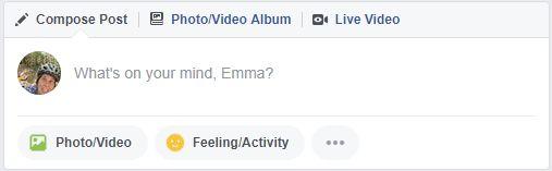 Facebook addiction, moi?