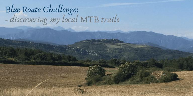 Blue Route MTB (VTT) Challenge!