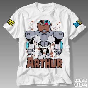 Camiseta Jovens Titans 004