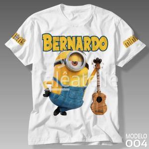Camiseta Minions 004