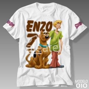 Camiseta Scooby Doo 010