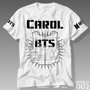 Camiseta Bts Kpop Bangtan Boys