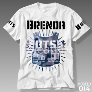 Camiseta Army Bts