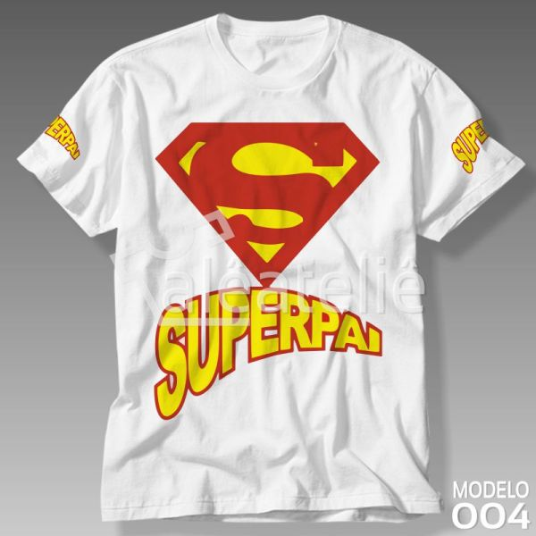Camiseta Superpai