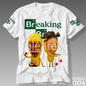 Camiseta Breaking Bad 004