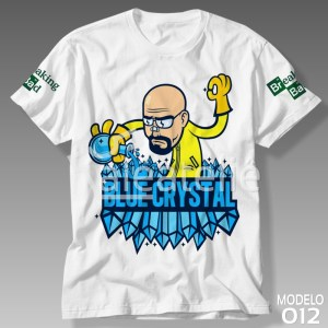 Camiseta Breaking Bad 012