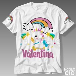 Camiseta Unicórnio 010