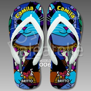 Chinelo Romero Britto 006