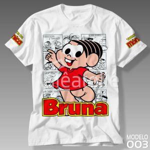 Camiseta Turma da Mônica 003