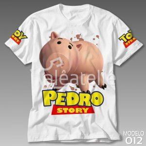 Camiseta Toy Story Porquinho