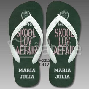Chinelo BTS Skool Luv Affair