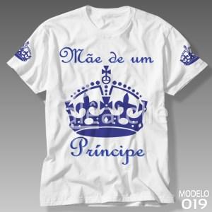 Camiseta Dia das Mães Príncipe