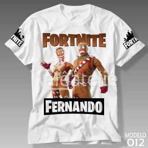 Camiseta Fortnite 012