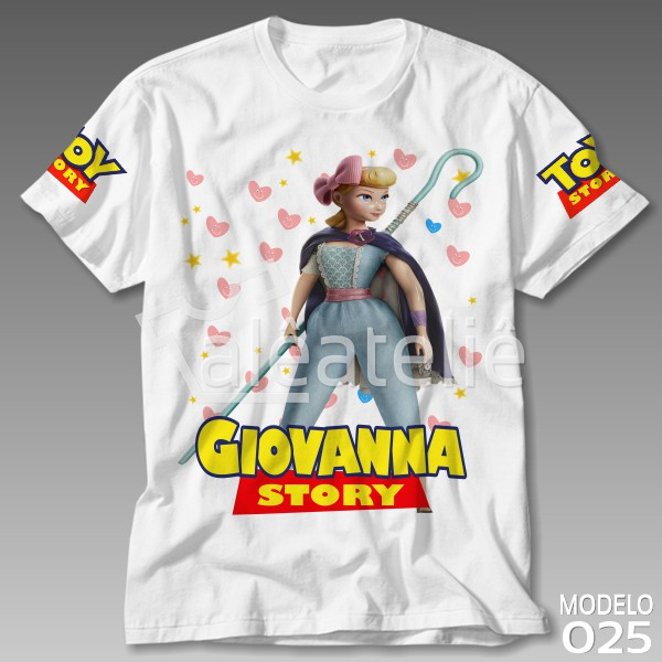 Camiseta Toy Story Betty