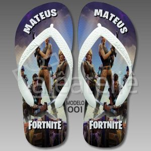 Chinelo Fortnite