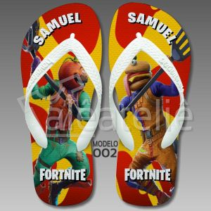 Chinelo Fortnite 002