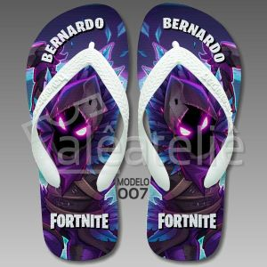 Chinelo Fortnite Raven