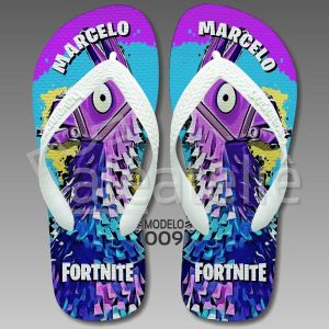 Chinelo Fortnite Lhama