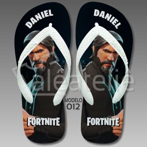 Chinelo Fortnite Reaper