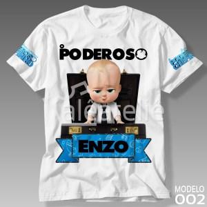 Camiseta Poderoso Chefinho 002