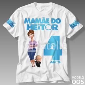 Camiseta Poderoso Chefinho 005