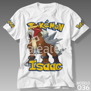 Camiseta Pokemon 036