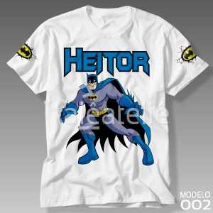 Camiseta Batman 002
