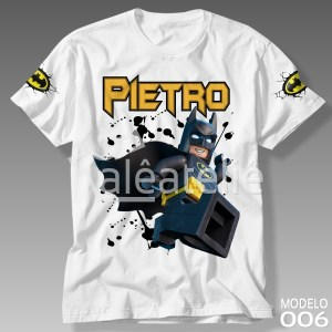 Camiseta Batman 006