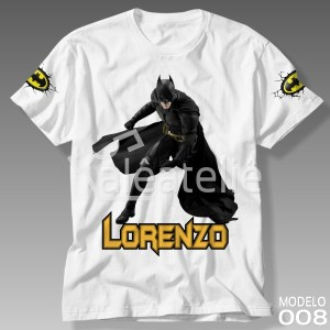 Camiseta Batman 008