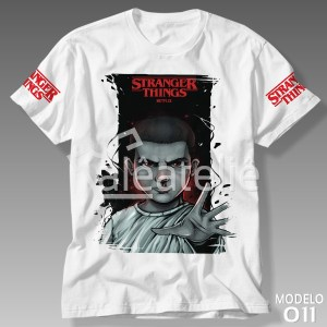 Camiseta Stranger Things 011