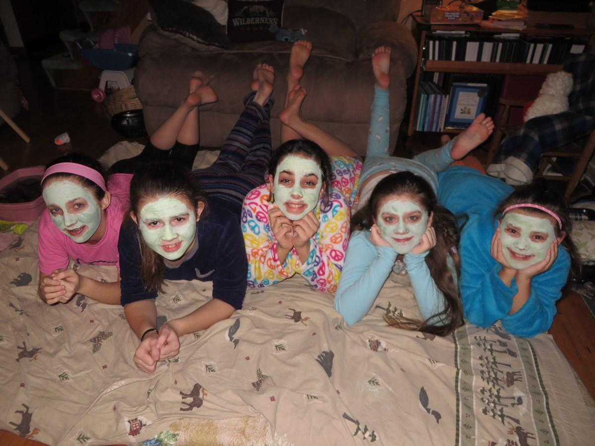 Kid Spa Day Disney Planning & Parties