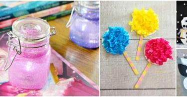Alea's Deals 17 Book Inspired Crafts For Kids