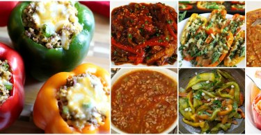 Alea's Deals 17 Recipes With Peppers