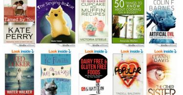 Alea's Deals GIANT List of FREE Kindle eBooks (Updated 5/1!)
