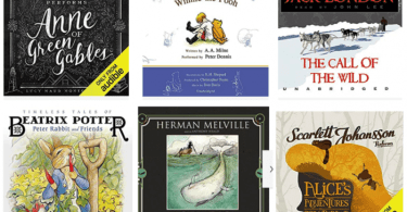 Alea's Deals FREE Audible Books for Kids and Teens (No Membership Required!)