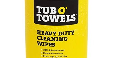 Alea's Deals Tub O Towels Heavy-Duty Multi-Surface Cleaning Wipes  – ON SALE➕SUB/SAVE!