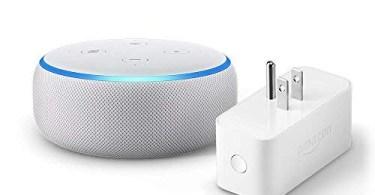 Alea's Deals Echo Dot (3rd Gen) bundle with Amazon Smart Plug Up to 47% Off! Was $74.98!