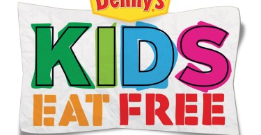 Alea's Deals 2 FREE Kids Meals w/ Adult Entree Purchase at Denny's!