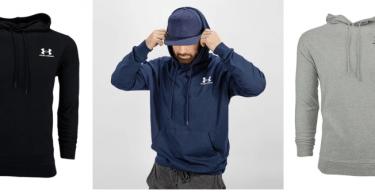 Alea's Deals Under Armour Men's Lightweight Pullover Hoodie just $17.99 (Reg $55)!