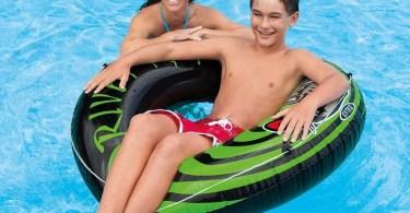 Alea's Deals Intex River Rat Swim Tube Up to 45% Off! Was $17.99!