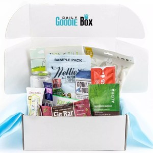 Alea's Deals New Box of Freebies from Daily Goodie Box
