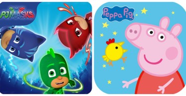 Alea's Deals 2 FREE FREE Kids Apps – PJ Masks and Peppa Pig!