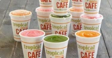 Alea's Deals Tropical Smoothie Cafe: FREE Smoothie