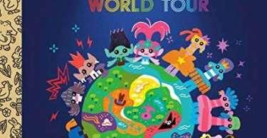 Alea's Deals 48% Off Trolls World Tour Little Golden Book (DreamWorks Trolls World Tour)! Was $4.99!