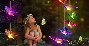 Alea's Deals 50% off Butterfly wind chimes