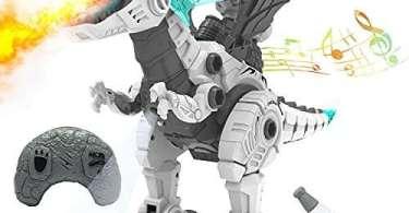 Alea's Deals 50% off DIY Remote Control Dinosaur Toy